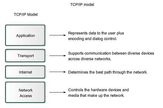 What is TCP/IP Reference Model
