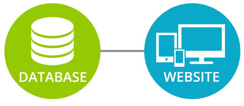 Web Hosting Database Technology